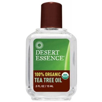 100% Organic Tea Tree Oil
