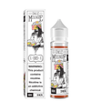 This e-juice flavor is a rainbow sherbet meringue pie. Literally perfect for an after dinner vape!