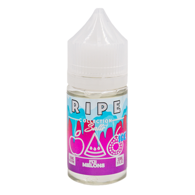 Fiji Melons on Ice Nic Salt-By Vape 100 Ripe Collection