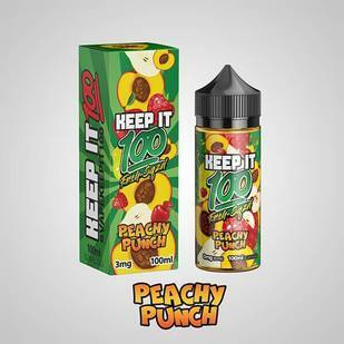 Peachy Punch by Keep It 100