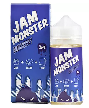 blueberry by jam monster