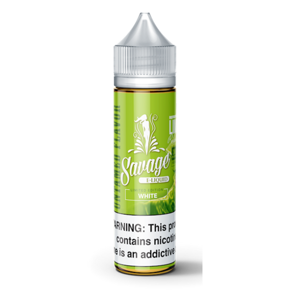 White by Savage E-Liquid