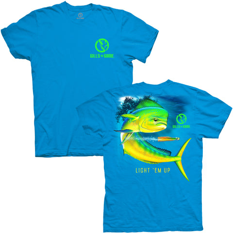 Gills-N-Game Dolphin Tee