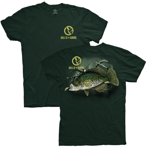 Gills-N-Game Crappie Tee