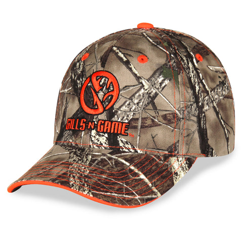 True Timber Camouflage Hunting Hat