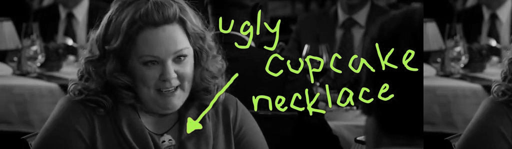 win an ugly cupcake necklace III - the end.