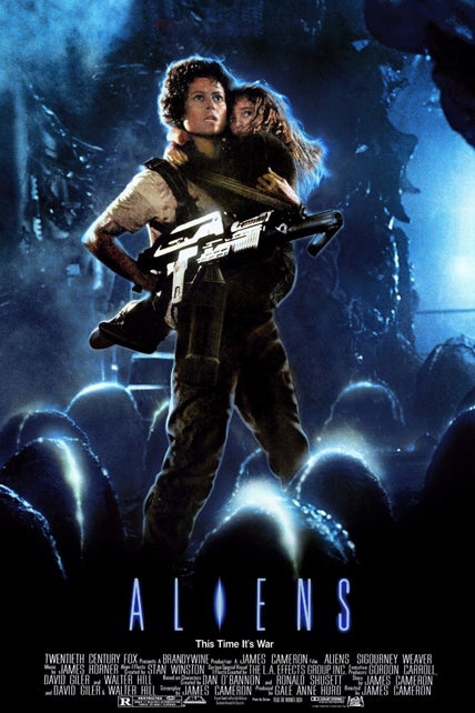 aliens original movie poster