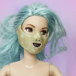 hannibal barbie mask