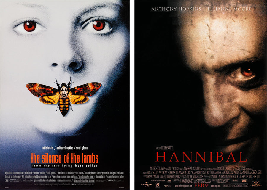 hannibal movie posters
