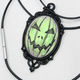 sweet tart jacko pumpkin necklace