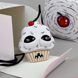 ugly cupcake necklace spy