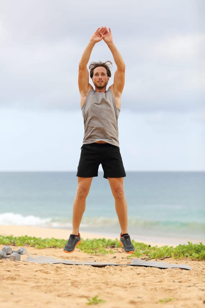 Take Live Well 360's August Fitness Challenge