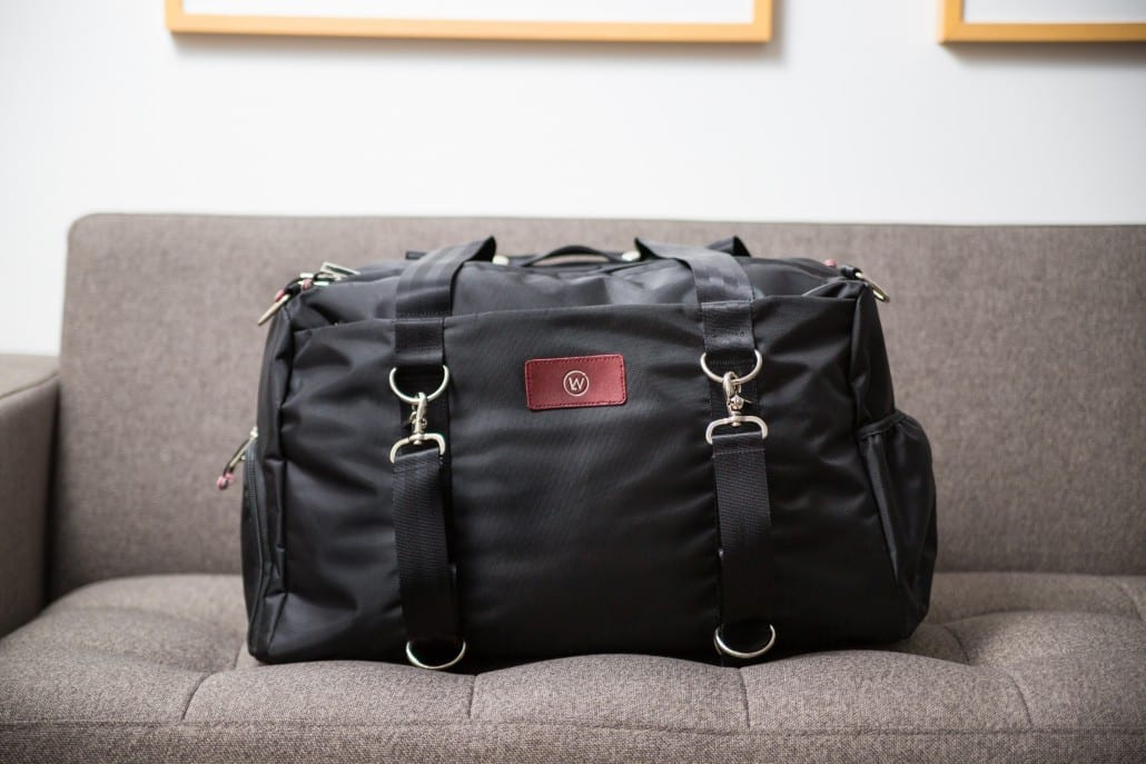 The LUXX Bag by LIVE WELL 360