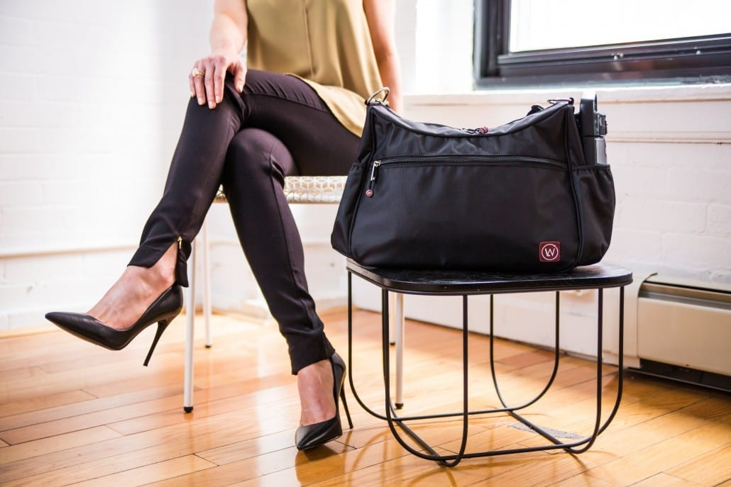 The LIVE WELL 360 ACCEL Fitness Bag