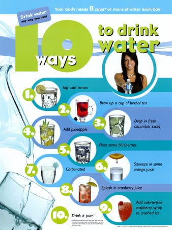 10-ways-to-drink-water