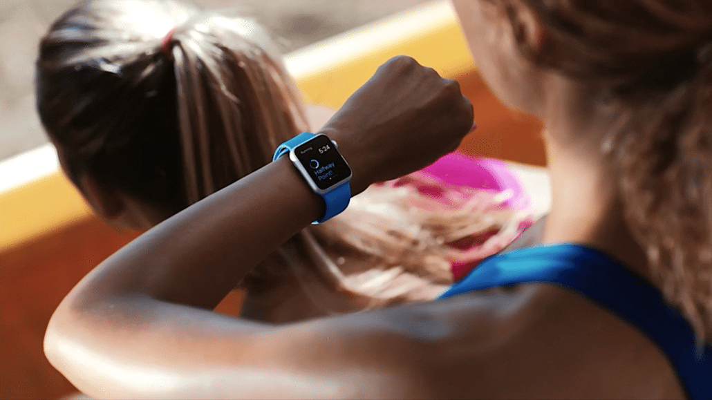 burn fat fast apple watch