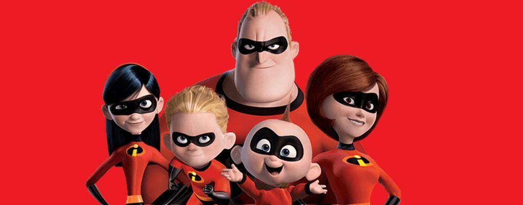 Team Incredibles!