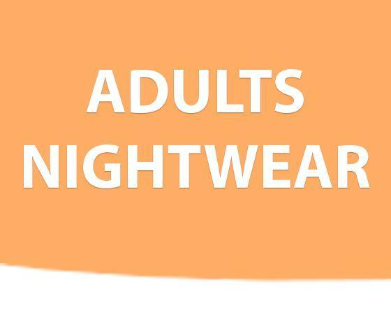Adults Nightwear
