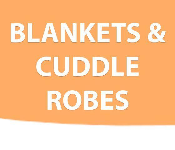 Blankets & Cuddle Robes