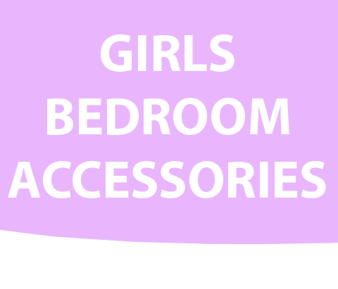 Girls Bedroom Accessories