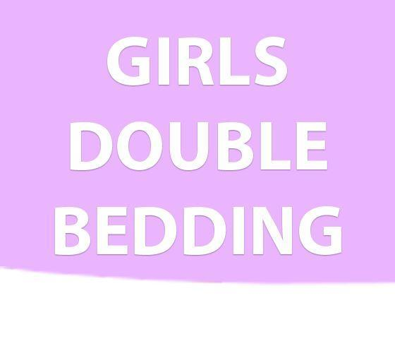 Girls Double Bedding