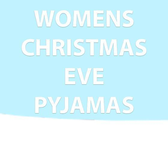 Ladies Christmas Pyjamas