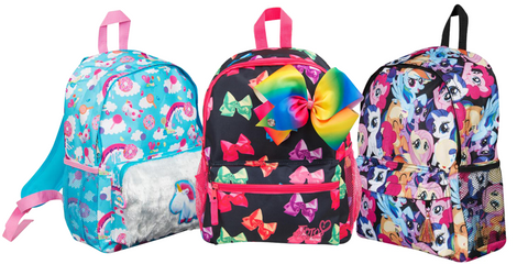 School backpacks for girls