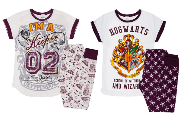 Ladies Harry Potter Pyjamas