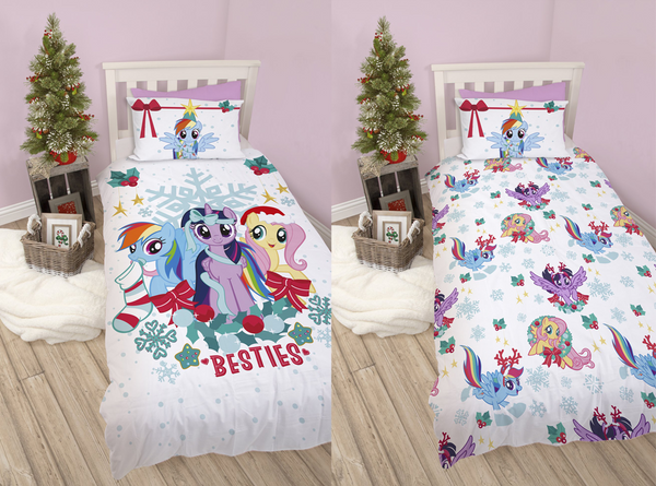 My Little Pony Christmas Bedding