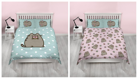Pusheen Double Bedding