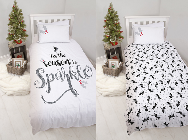 Tinkerbell Christmas Bedding