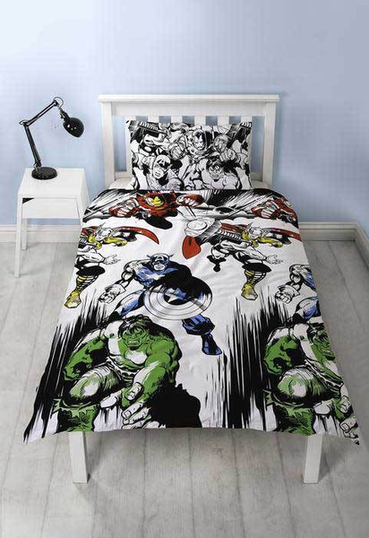 Marvel Avengers Bedding
