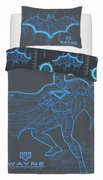 Batman Single Bedding Set