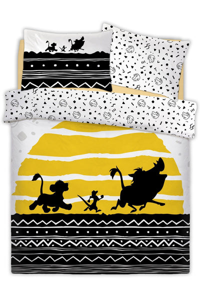 Lion King Double Bedding