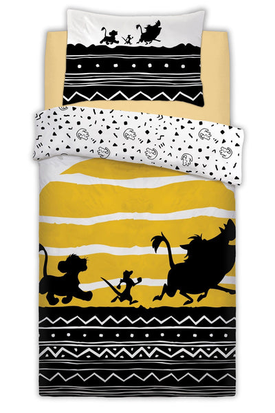 Single Lion King Bedding