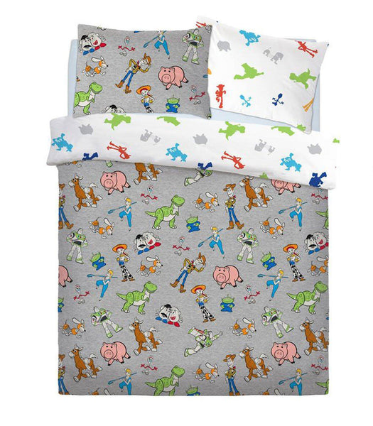 Double Toy Story Bedding