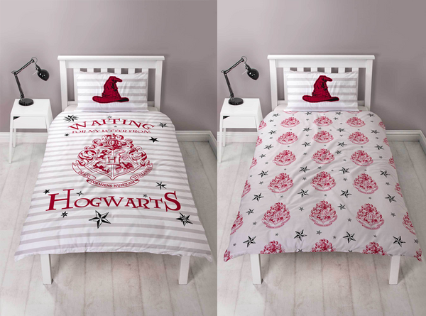 Harry Potter Christmas Bedding