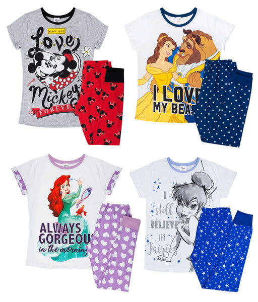 Ladies Disney Pyjamas