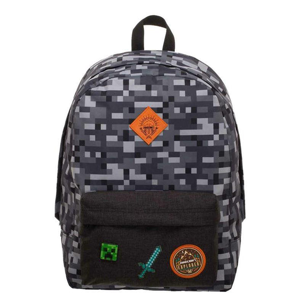 Large Minecraft Backpack