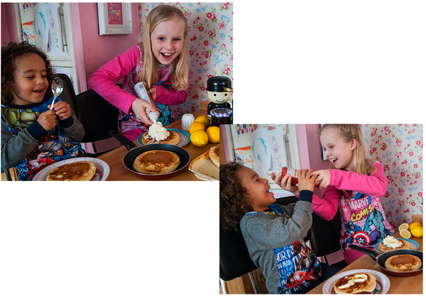 Pancake Day Fun