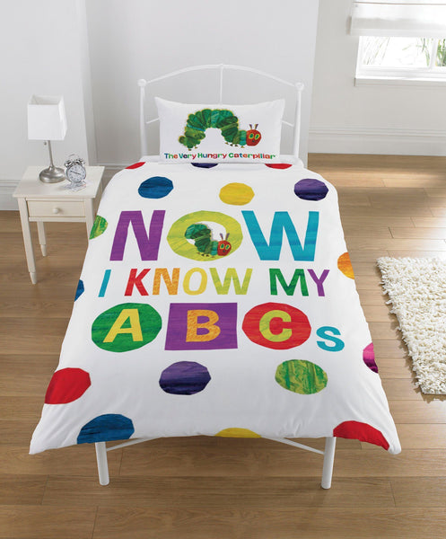 Hungry Caterpillar Bedding