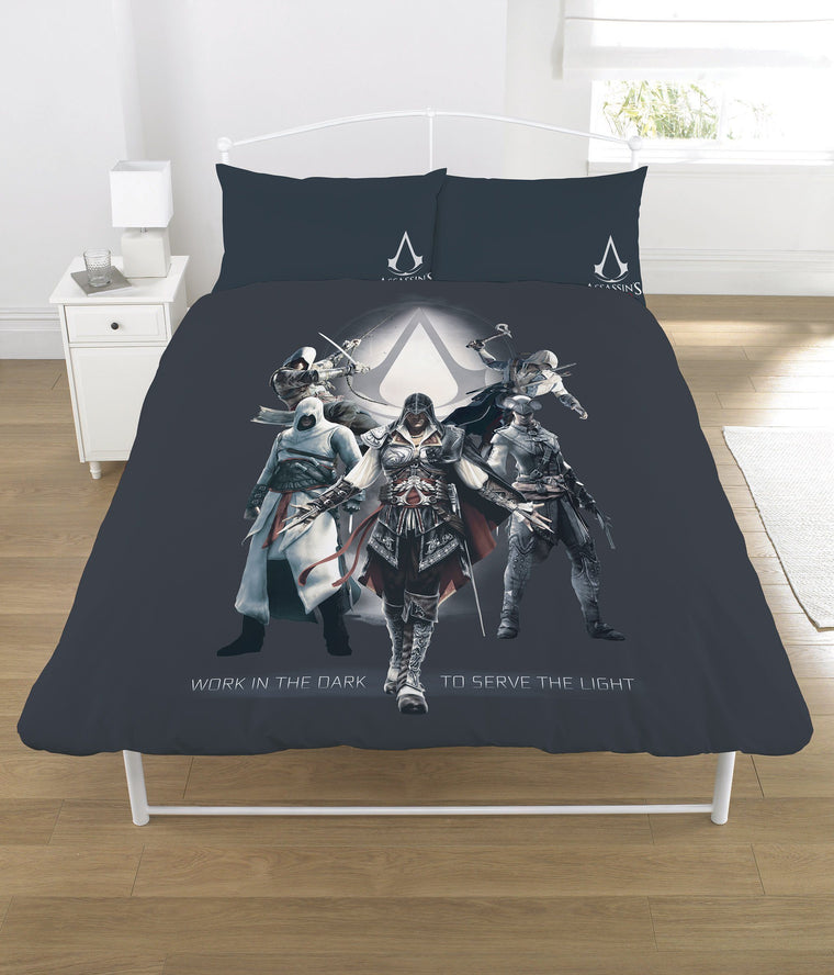 Assassin's Creed Double Bedding