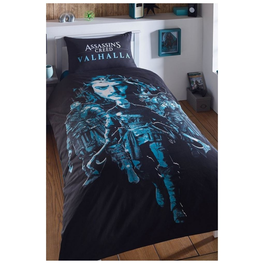 Assassin's Creed Valhalla Bedding - Single Bedding Assassin's Creed
