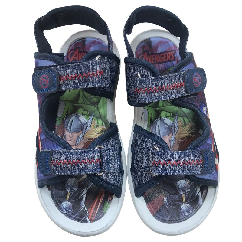 Avengers Sandals - Cool Clobber Limited