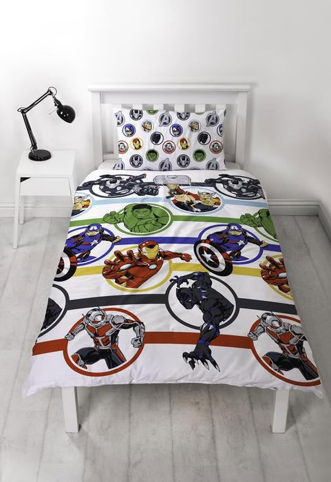 Avengers Single Bedding
