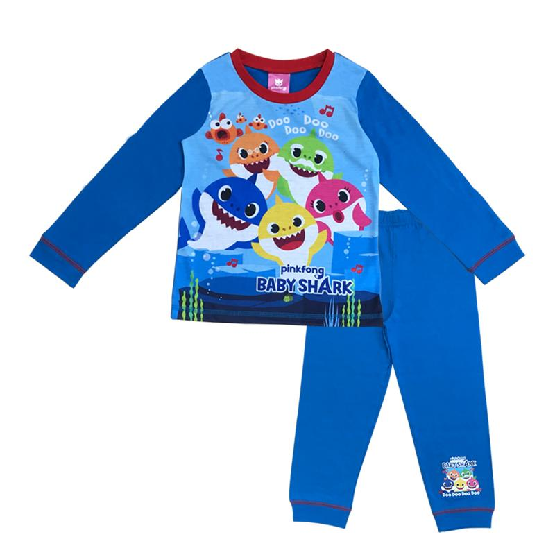 Baby Shark Pyjamas Boys Pyjamas Baby Shark