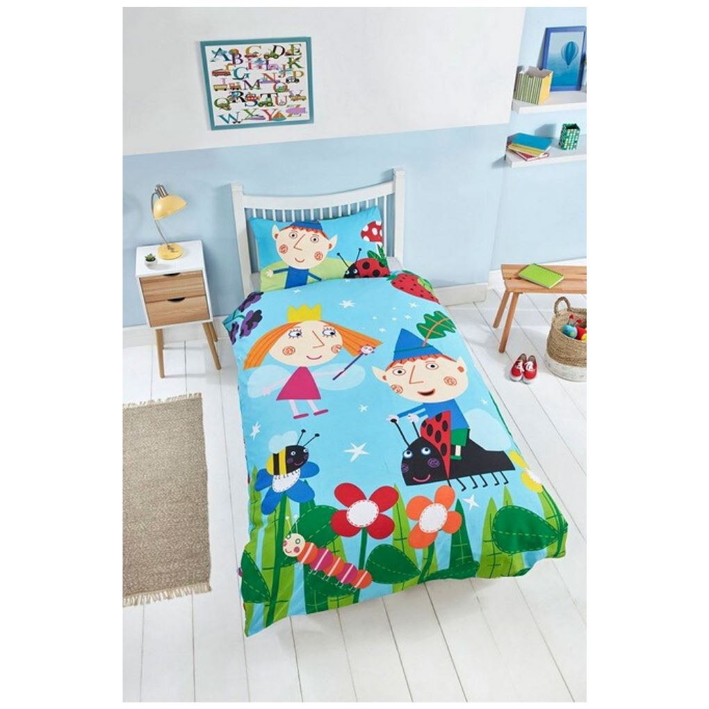 Ben & Holly Single Bedding | In the Woods Bedding Ben & Holly