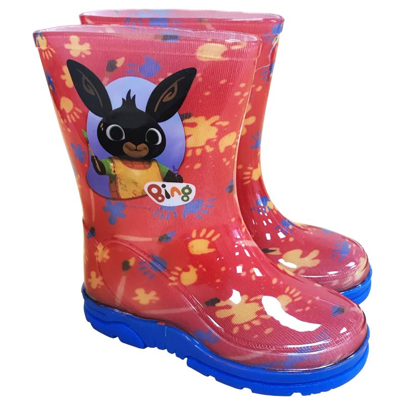 Bing Bunny Wellies Wellies Cool Clobber Limited
