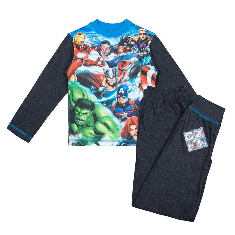 Boys Marvel Pyjamas - The Avengers