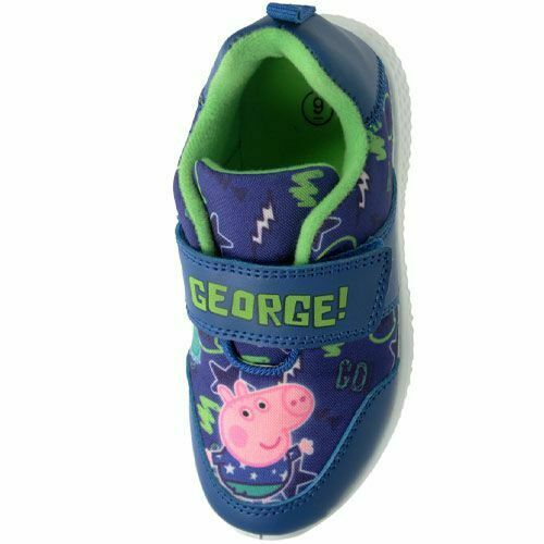 Boys George Pig Trainers Boys Trainers George Pig